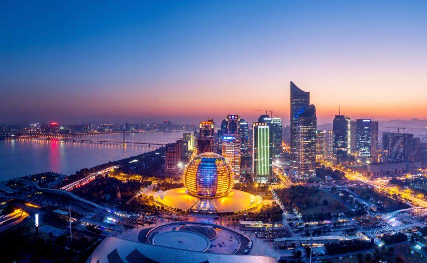 官宣丨2019全球区块链(杭州)高峰论坛5月开幕,杭州区块链周欢迎你!